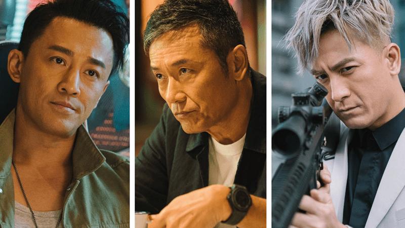 Những bộ phim TVB dự kiến phát sóng trên kênh SCTV9 tháng 11/2020