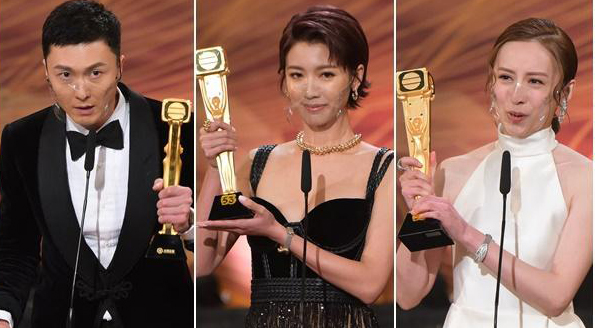 """Vương Hạo Tín và Thái Tư Bối trở thành """"tân khoa"""" – Thị đế thị hậu TVB 2020"""