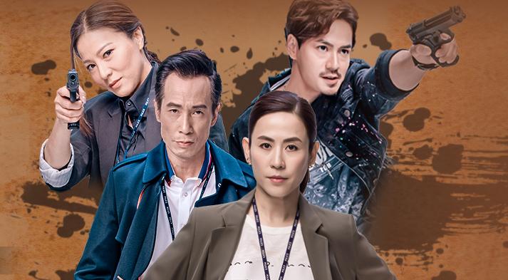 """Tuyên Huyên, Trần Hào, Đằng Lệ Danh… tung hoành trong phim """"Lực lượng phản ứng 2021"""""""