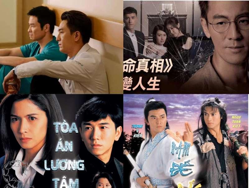 Những bộ phim TVB dự kiến phát sóng trên kênh SCTV9 tháng 10/2021